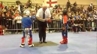 NASSIM'S 2nd GOLD MEDALL WKC WORLD CHAMPIONSHIPS CANADA 10/7/12