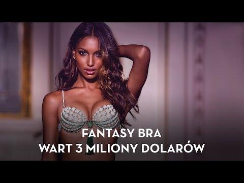 Victoria's Secret Fashion Show 💎 Najdroższy biustonosz!   TLC