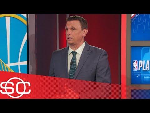 Tim Legler: Spurs playing Warriors without Kawhi Leonard is 'not a fair fight' | SportsCenter | ESPN