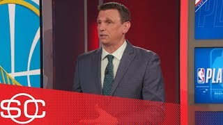 Tim Legler: Spurs playing Warriors without Kawhi Leonard is 'not a fair fight' | SportsCenter | ESPN