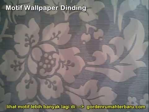30 gambar-motif wallpaper dinding rumah-kamar PALING DIMINATI KONSUMEN ...
