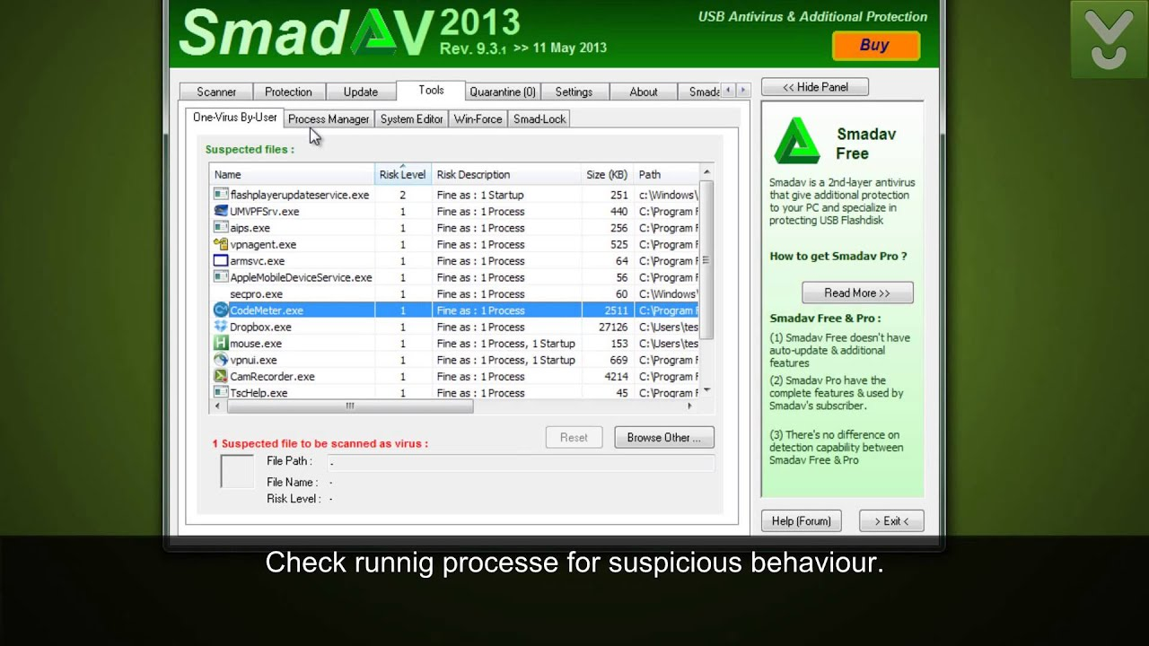 Gratis antivirus smadav 2013: full version free software download.