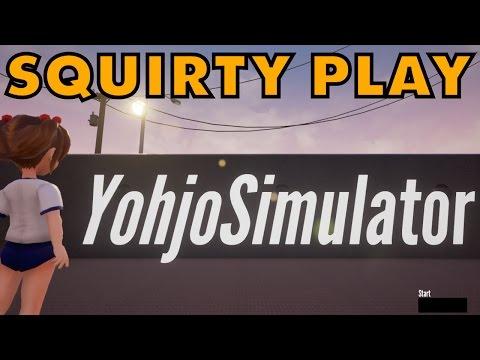 YOHJO SIMULATOR - Because Little Girl Simulator HAD To Be Greenlit