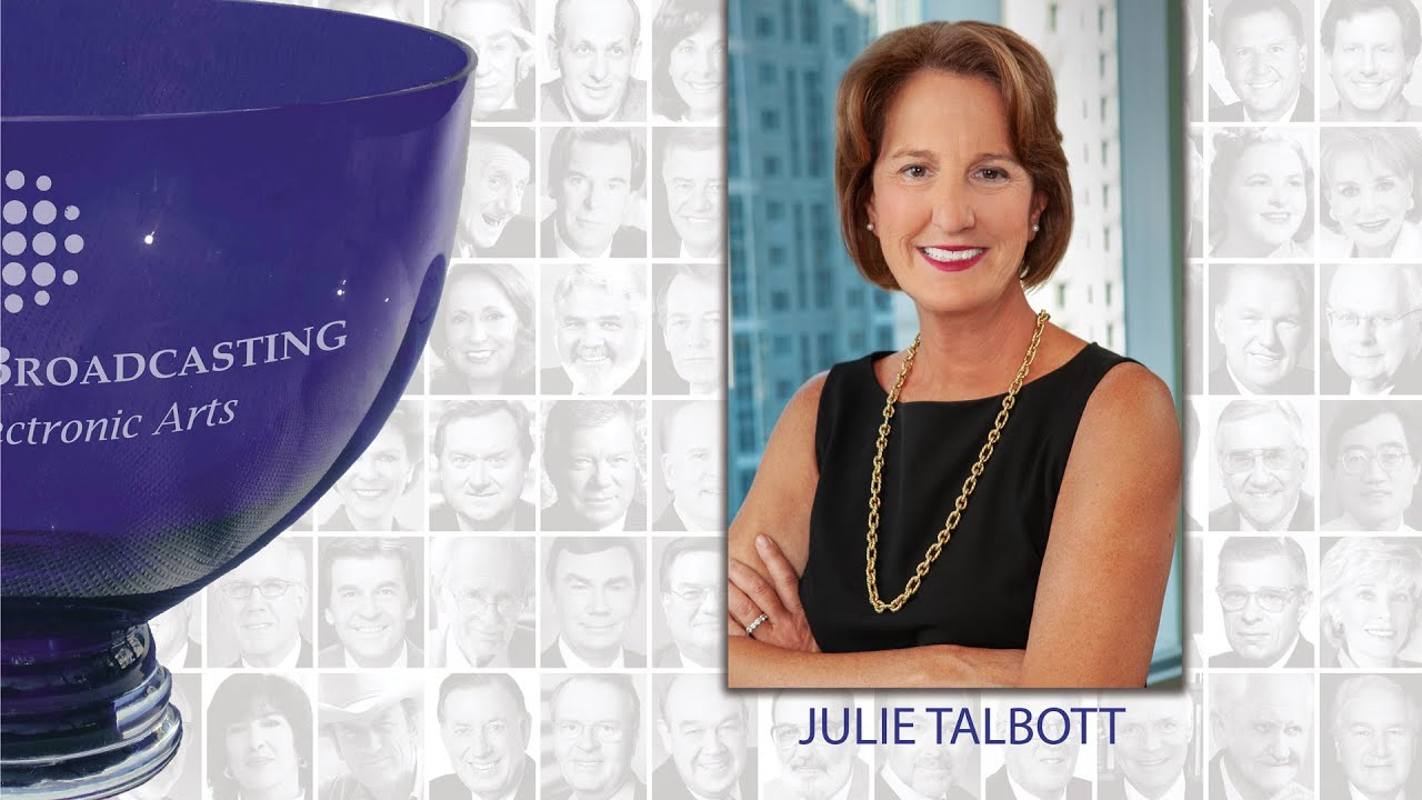 Julie Talbott 2019 Acceptance Speech, Giants of Broadcasting & Electronic Arts Luncheon