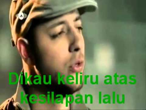 Maher Zain  Insya Allah Versi Melayu dgn liriknya