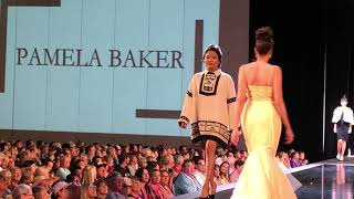 Haute Couture Fashion Show - Pamela Baker - 98th Santa Fe Indian Market 2019