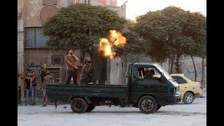 أخبار عربية   اشتباكات تحرير الشام وفتح الشام تعطل امتحانات جامعة #إدلب
