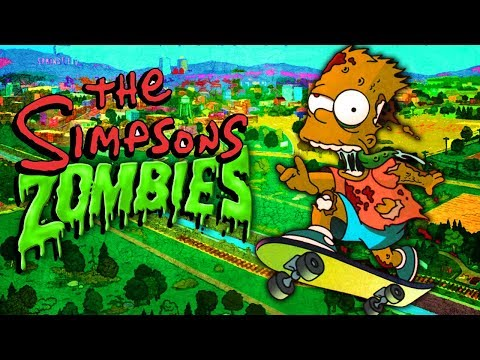 The Simpsons: Springfield Zombies (Call of Duty Black Ops 3 Zombies)