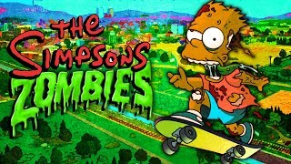 The Simpsons Springfield Zombies COD Zombies Mod