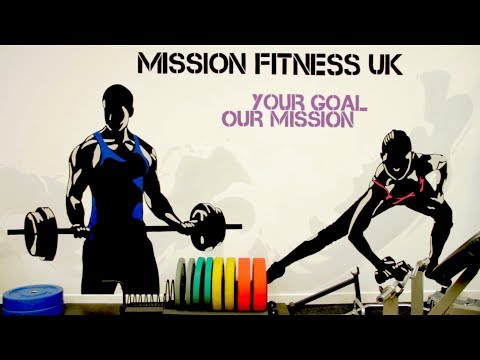 Misson Fitness UK Health & Fitness Centre Promo