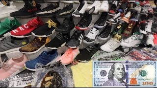 WHAT CAN $100 BUY AT SNEAKERCON??? (YOU