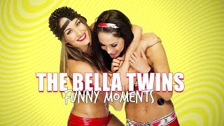 The Bella Twins - Funny Moments (Part 2)
