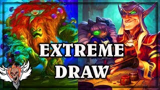 Extreme Draw Games ~ The Witchwood ~ Hearthstone