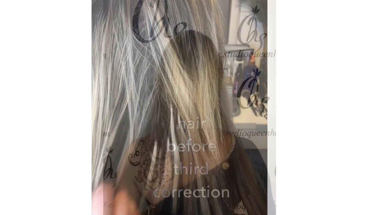 Hot Fusion Keratin Hair Extensions How To Do Correction Www