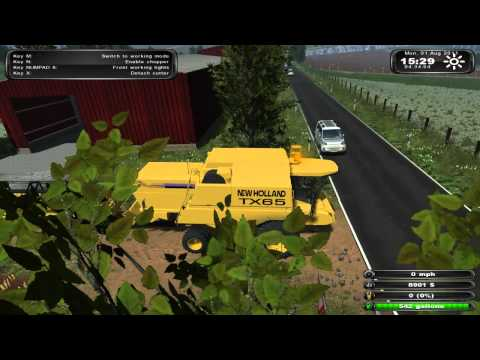 Thumbnail: Farming Simulator 2011 Pro Farm Gameplay HD 1/2 by NetKing