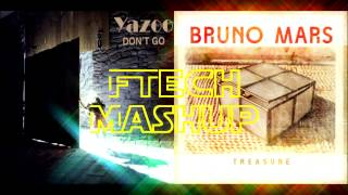 Bruno Mars vs Yazoo - Don