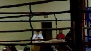 Cody Wickwire vs. Derek Callow Round 2