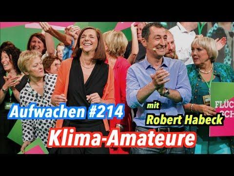 Aufwachen #214: Robert Habeck über den Jamaika-Koalitionsvertrag + Parteitag der Grünen