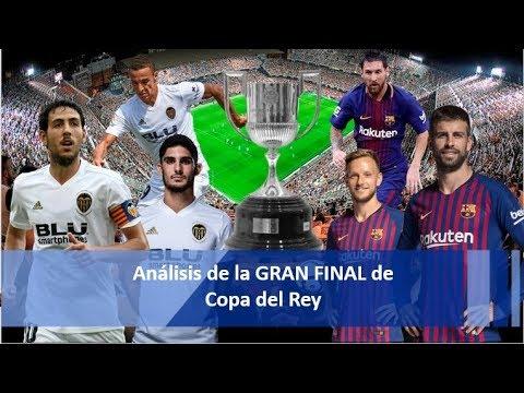 Download ¡Gran final de COPA del Rey! Mi análisis del FC BARCELONA-VALENCIA CF