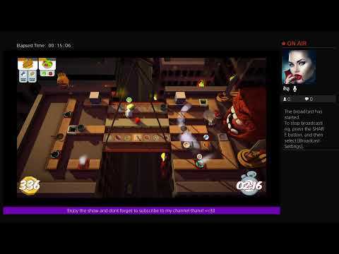 Overcooked 1 new game final boss |