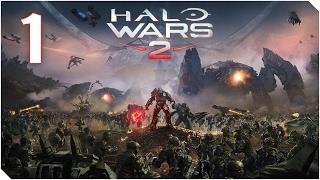 HALO WARS 2 | CAMPAÑA | Capitulo 1 | Qué pasada :O