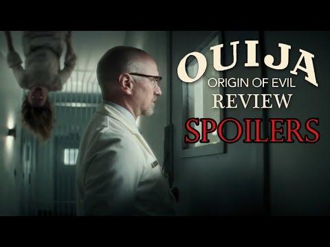 OUIJA 2: ORIGIN OF EVIL (2016) Review SPOILERS
