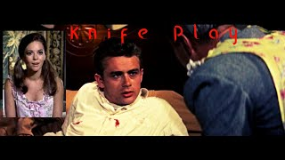 James Dean Switch Blade Game - Rebel Without a Cause (1955)