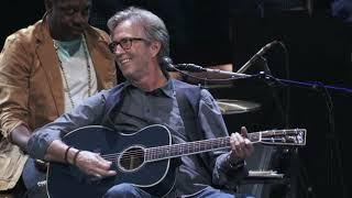 Lay Down Sally - Eric Clapton & Vince Gill. Live Guitar Festival New York 2013.