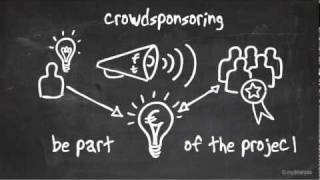 So funktioniert Crowdsponsoring/Crowdfunding - mySherpas