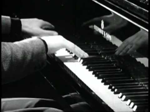Arturo Benedetti Michelangeli - Masterclass documentary (1959) - Part IV