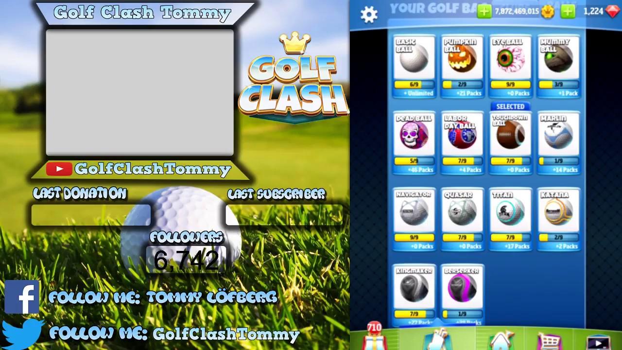 Balls | golf's deadly sins.