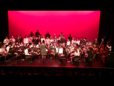 Dresden - Northcote High School Intermediate and Senior Concert Bands