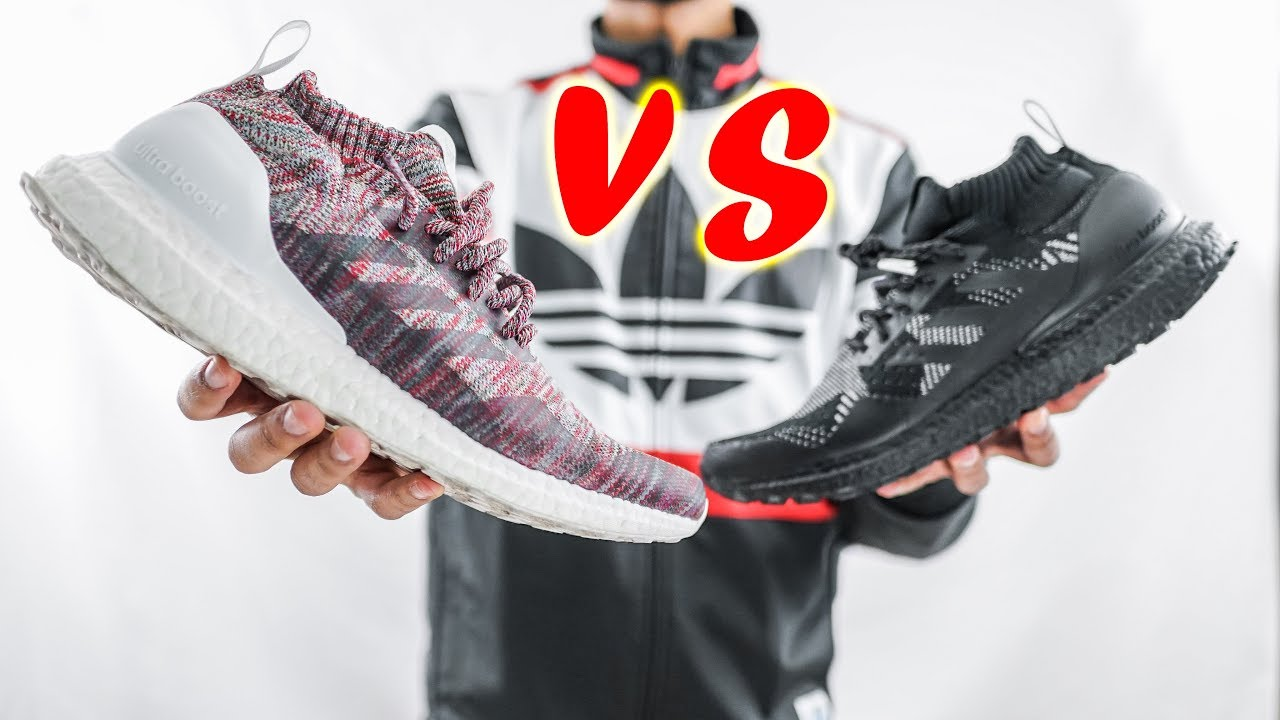 1d72b7f30b9cb Greatest Sneaker Battle EVER !