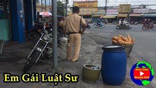 CSGT Tuyên Quang | Gặp Em Gái Luật Sư Lý Luận Quá Hay