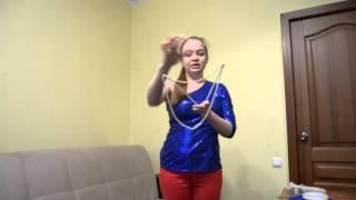 Как сделать ракетки для пускания мыльных пузырей своими руками