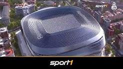 Neuer Palast: Real präsentiert das Bernabéu 2.0
