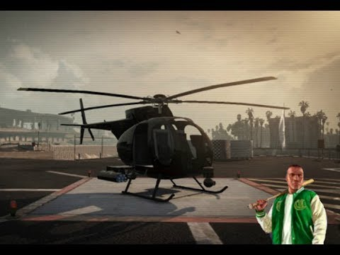 How To Cheat Helicopter In GTA 5