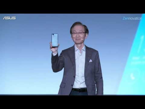 Zennovation - 2017 CES Press Event (57m:22s) | ASUS