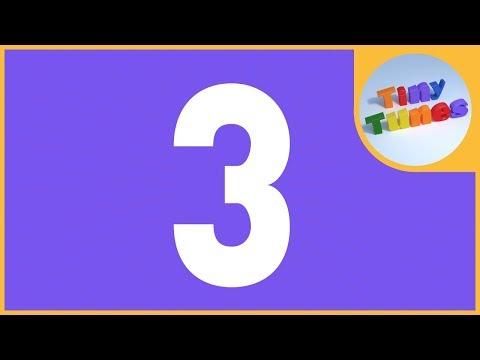 Counting By 3s - Skip Counting by 3 - Counting by 3's to 99