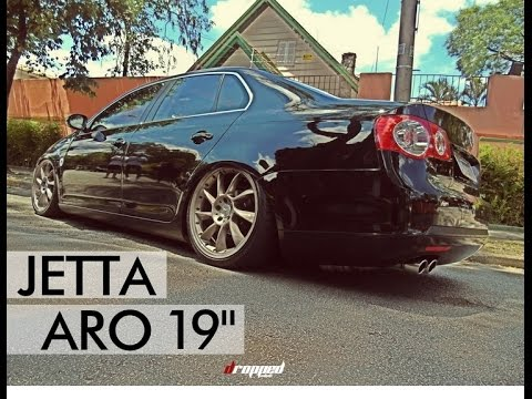 """JETTA   ARO 19"""" DE MERCEDES BENZ  SUSPENSÃO A AR - DROPPED CLUB #04"""