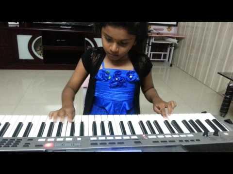 Koodamela koodavechi keyboard notes with chords