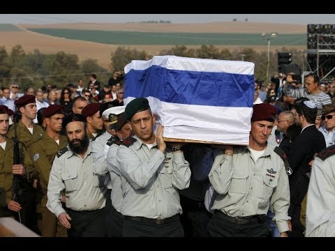 Ariel Sharon remembered at state funeral: Daily Headlines