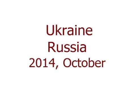 Ukraine Russia News (October 2014)  - Russia Ukraine War, Russia Today, Russia invaded Ukraine
