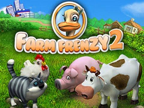 Hướng dẫn tải game 'FARM FRENZY 2' full