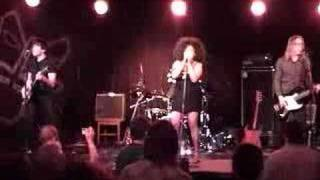 The Bellrays - Voodoo Train - LIVE 2007 Hollywood