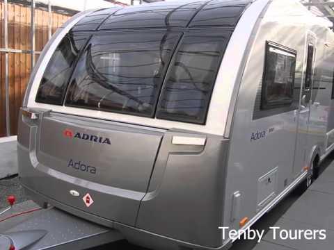 Model Adria Adora 573 PT 2015  Doovi