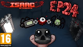 The Binding Of Isaac Afterbirth Ep24, Boss Rush épico con Keeper