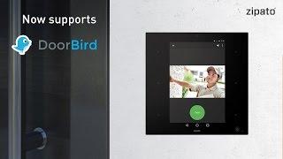 How to include DoorBird in Zipato system + Demonstration