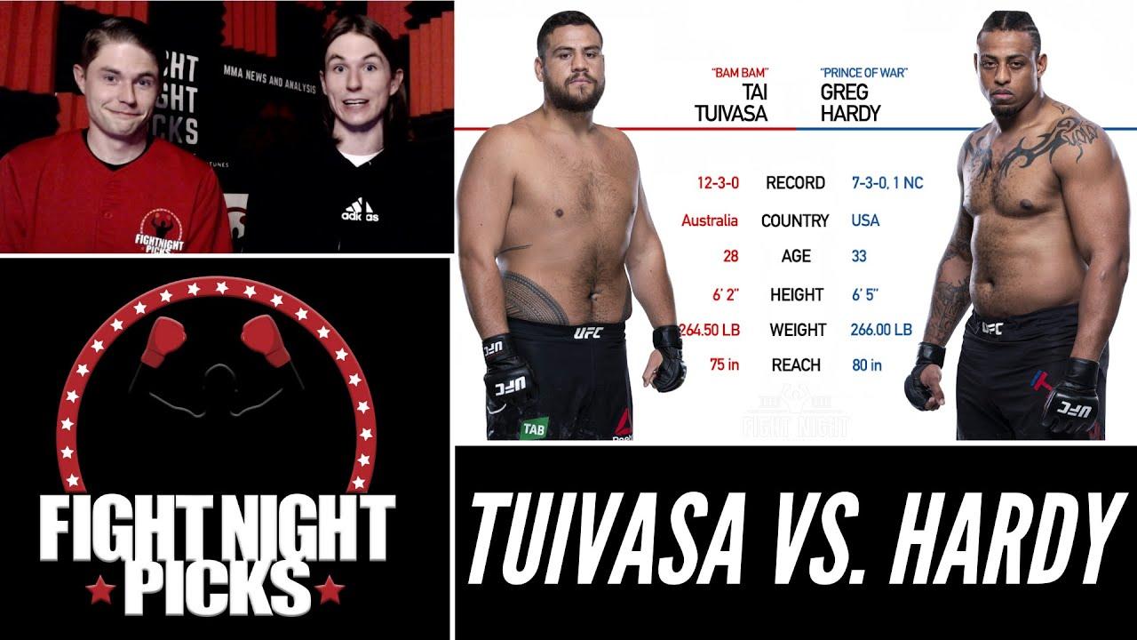 UFC 264 odds: Tai Tuivasa vs. Greg Hardy prediction, odds, pick