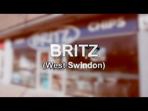 Gastronomically Good Gaffs: Britz Chip Shop, West Swindon